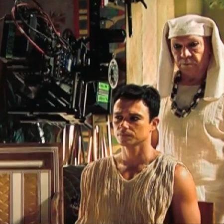 ¿Cómo se grabó José de Egipto?