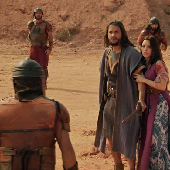 No llegó a Gilgal: Melina fue capturada junto a Irú