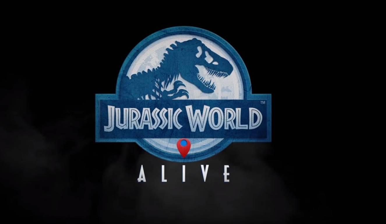 ¡Todos a cazar dinosaurios! Se viene el Jurassic World Alive