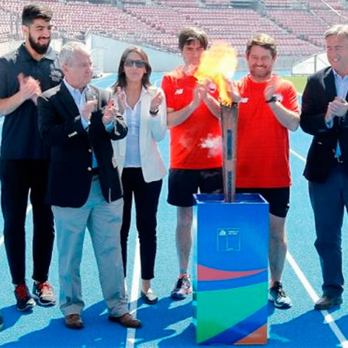 Este viernes comienzan los II Juegos de la Juventud Santiago 2017