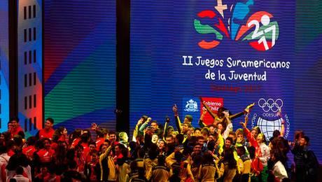 Revive lo mejor de los Juegos Suramericanos de la Juventud Santiago 2017