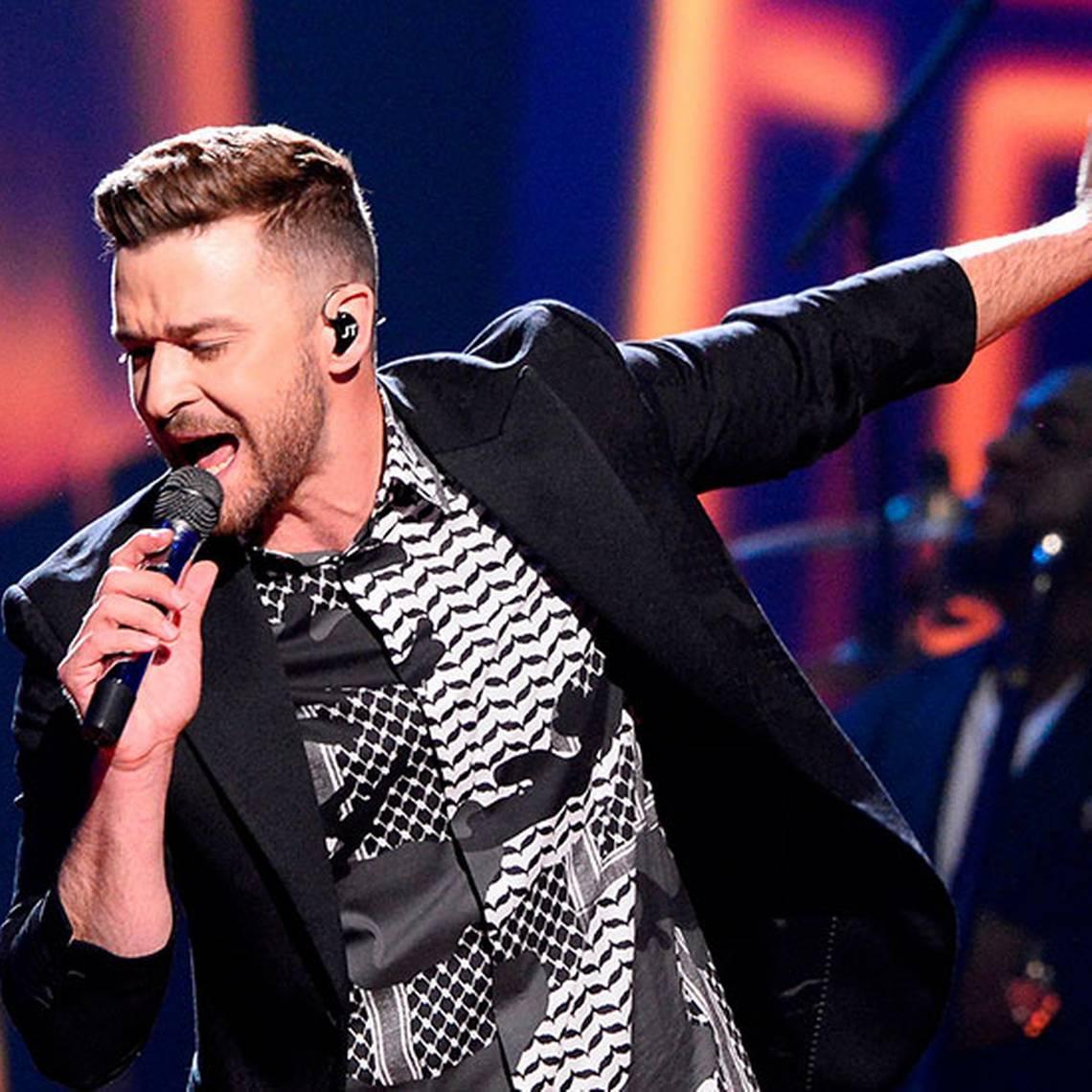 ¡Justin Timberlake ahora maneja una inteligencia artificial!