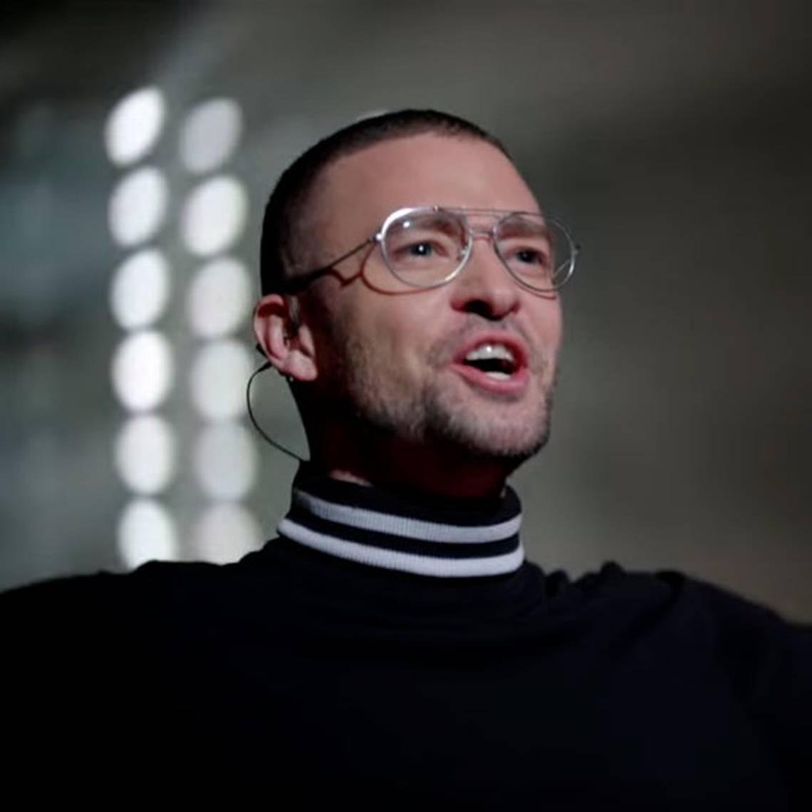 """Justin Timberlake comparte la \""""magia\"""" que hay tras su último videoclip"""