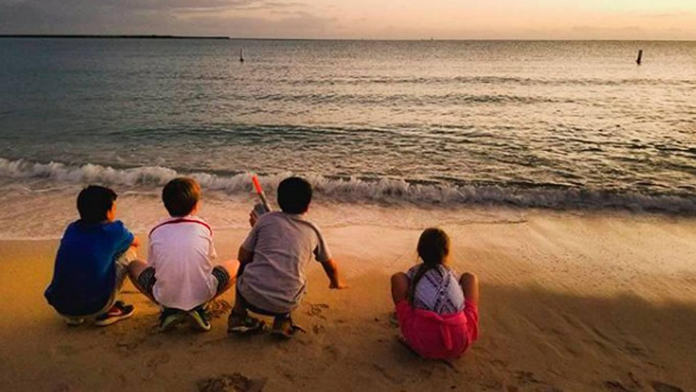Mampato se toma las vacaciones con increíbles actividades