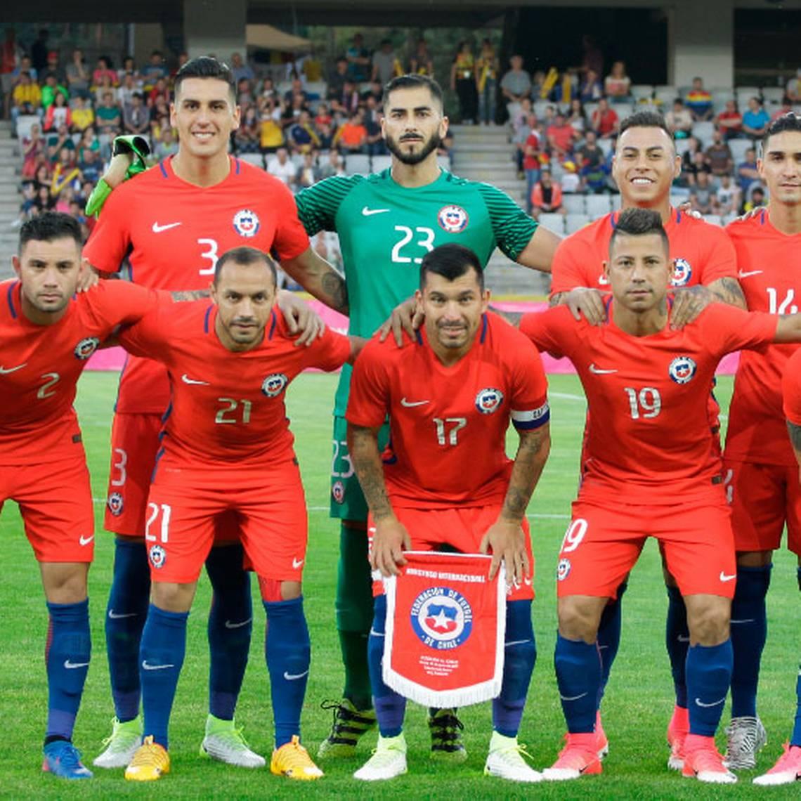 La Roja regresa a Rusia y Vidal comparte imágenes en Instagram