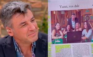 Yann Yvin responde a crítica de Larry Moe