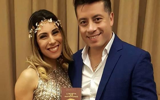Leandro Martínez sorprende a todos y se casa sin contarle a nadie