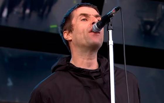 El historial de polémicas de Liam Gallagher