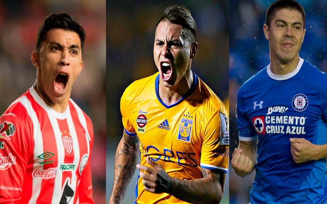 Los chilenos se apoderan de la Liga mexicana