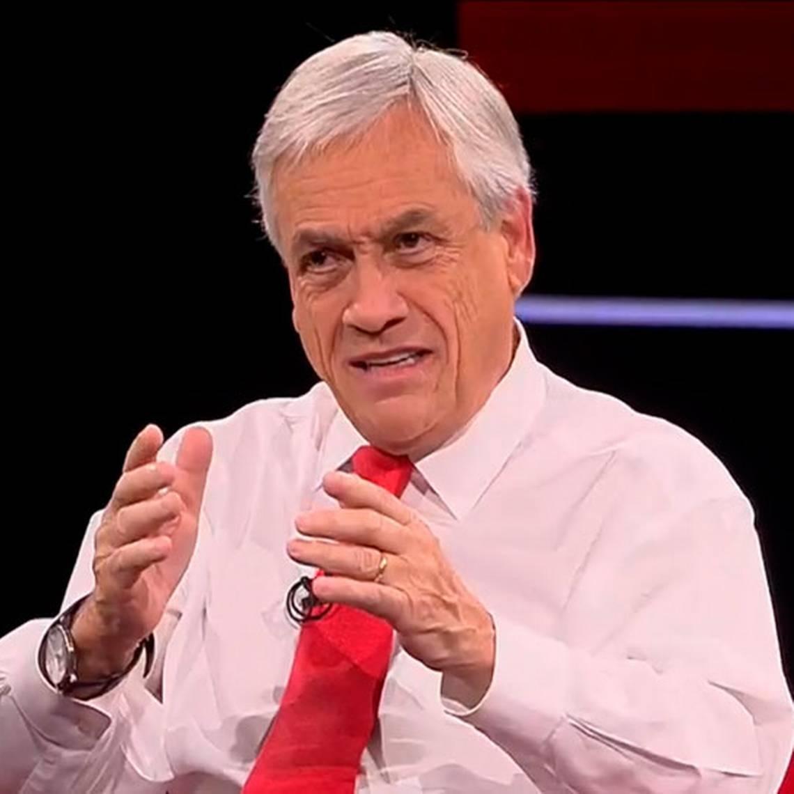Presidente Sebastián Piñera fue el primer invitado de Llegó tu hora