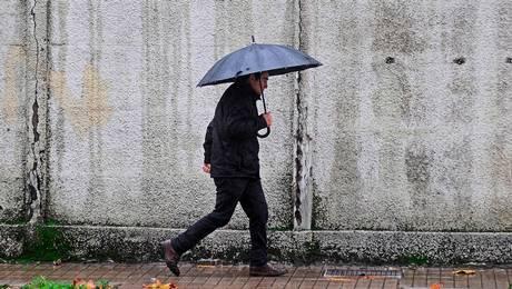 """""""Tropiconce"""": Usuarios reportan fuertes lluvias en Concepción"""