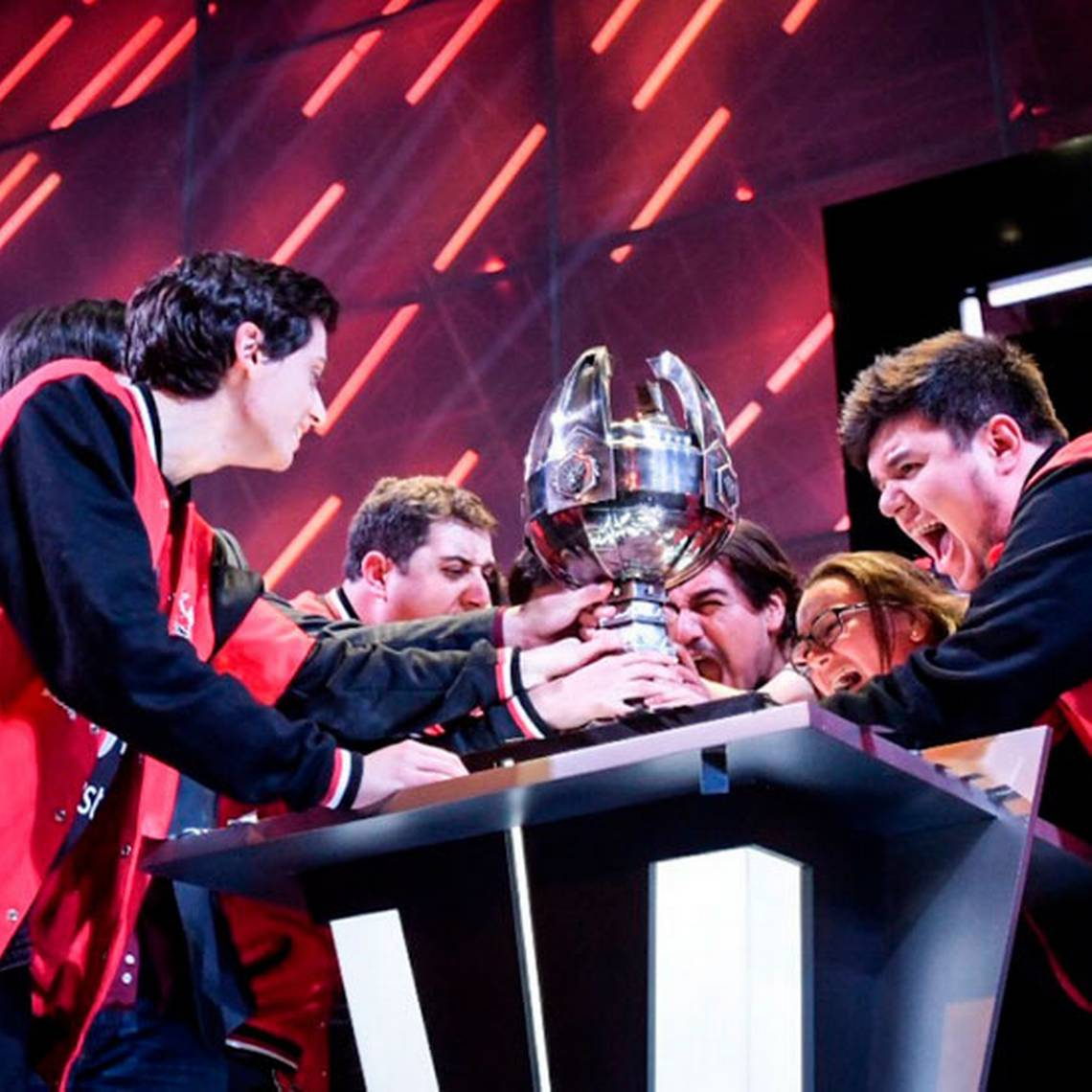 Los chilenos KLG ganan torneo latinoamericano de League of Legends