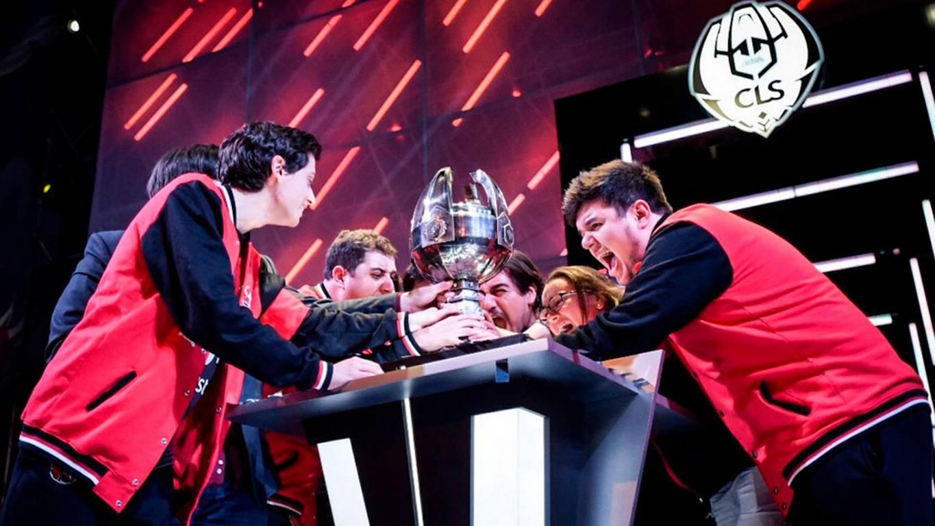 Los chilenos KLG ganan torneo latinoamericano de League of Legends
