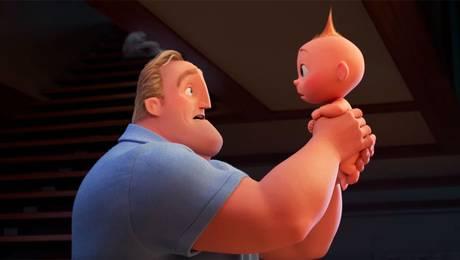 """¡Tienes que verlo! Revelan el primer teaser de """"Los Increíbles 2"""""""