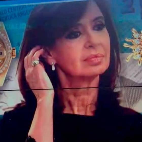 Los increíbles lujos de Cristina Fernández de Kirchner