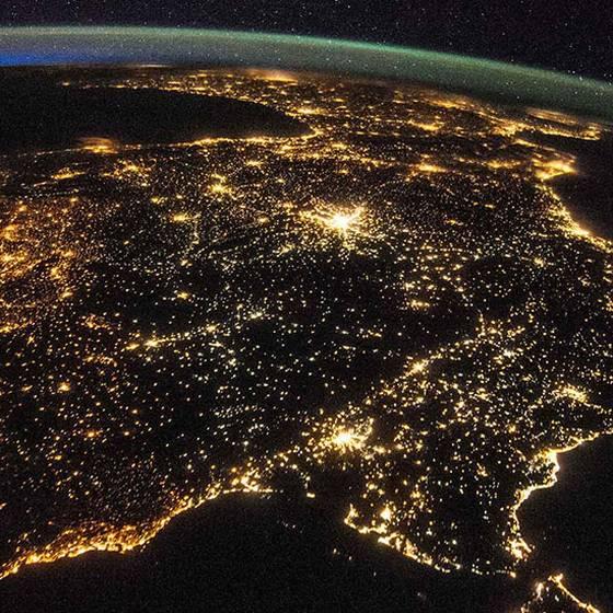 Niños protegen los cielos de Chile de la contaminación lumínica