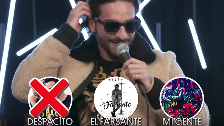 """Maluma ahora trolleó a """"Despacito"""" y no tuvo filtro"""