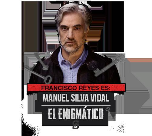 Manuel Silva Vidal