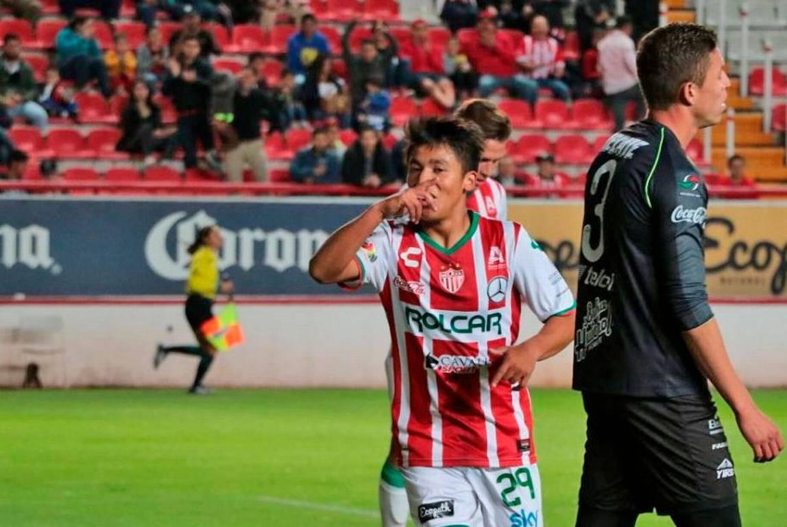 El debut soñado de Marcelo Allende en el fútbol azteca