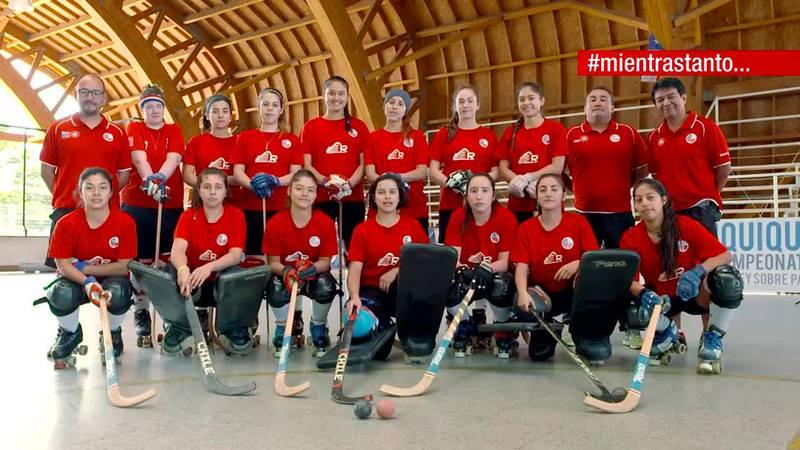 Las Marcianitas, selección chilena de Hockey