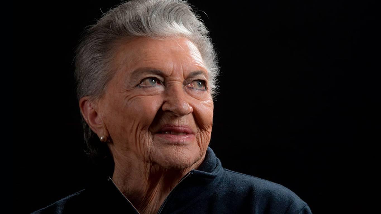 Muere a los 97 años Margot Duhalde, primera piloto de guerra de Chile