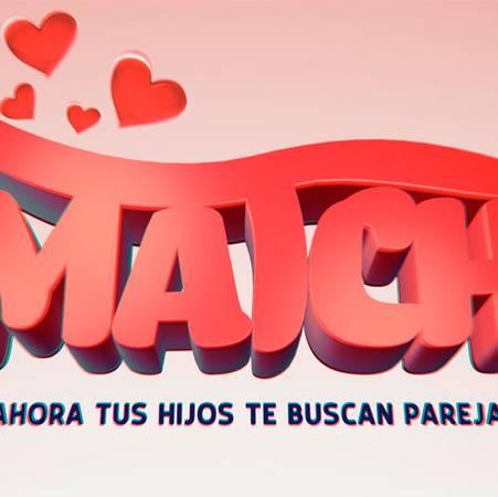 Match: ahora tus hijos te buscan pareja