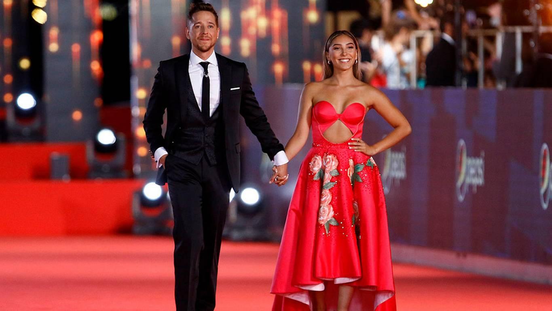 0c2ef099e Matías Vega y Pía María Silva deslumbraron en la Gala del Festival 2019 -  Gala - Videos Gala - Televisión Nacional de Chile