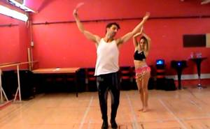 Así aprendieron a bailar