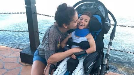 Hijo de Leonor Varela vuelve a ser internado tras complicación