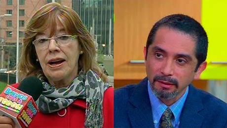 María Teresa Johns en picada contra Dr. Ravanal
