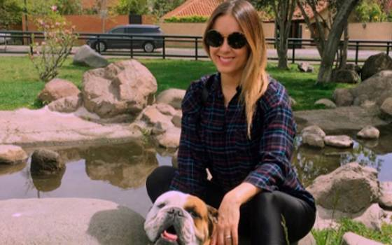 Maura Rivera defiende dichos de mujer de Claudio Bravo