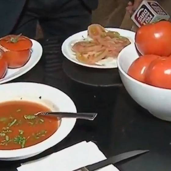 Fin de semana de tomates