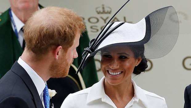 Príncipe Harry rompe el protocolo con tierno gesto hacia su esposa