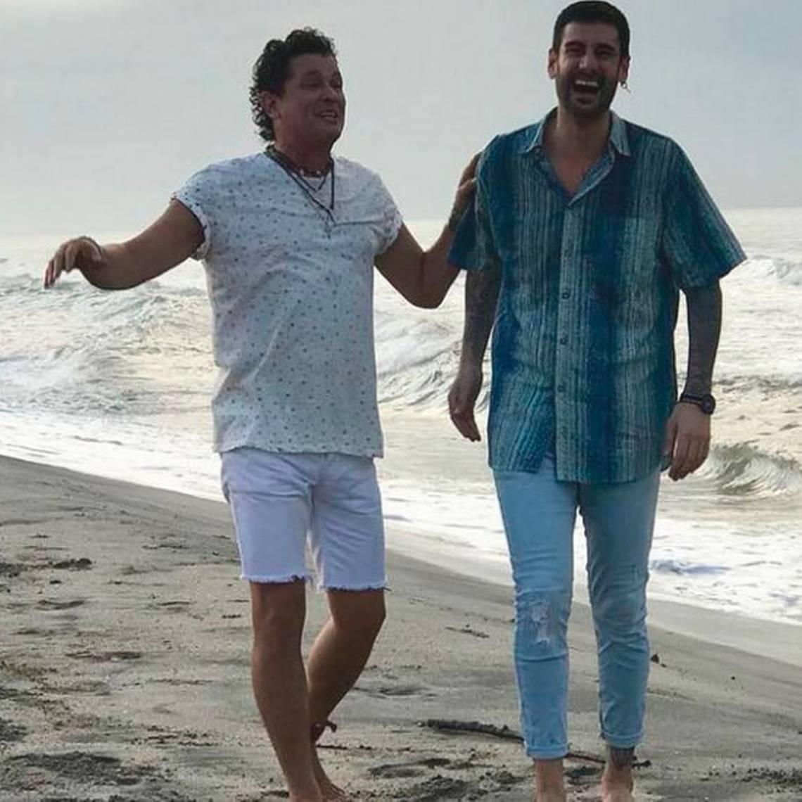 Melendi estrena nuevo single junto a Carlos Vives