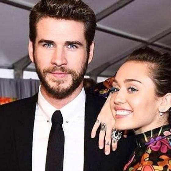 ¡Atención fans! Miley Cyrus se habría casado con Liam Hemsworth