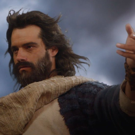 Los mejores momentos de Moisés a un año del estreno