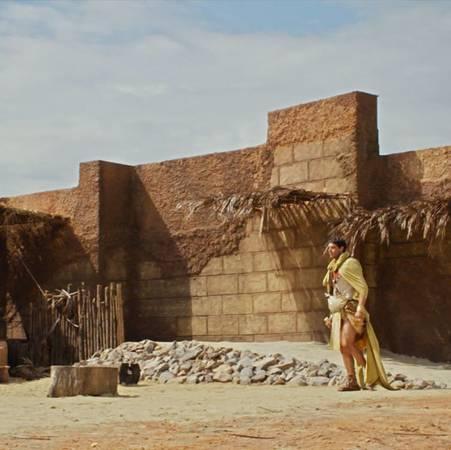 Moisés llegó a un lugar seguro - Parte 1