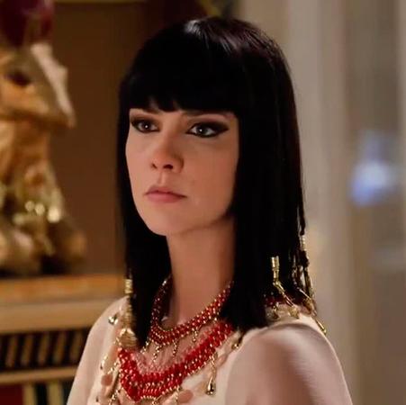 Nefertari odia a Moisés
