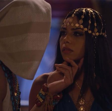 Safira rechaza a Meketre