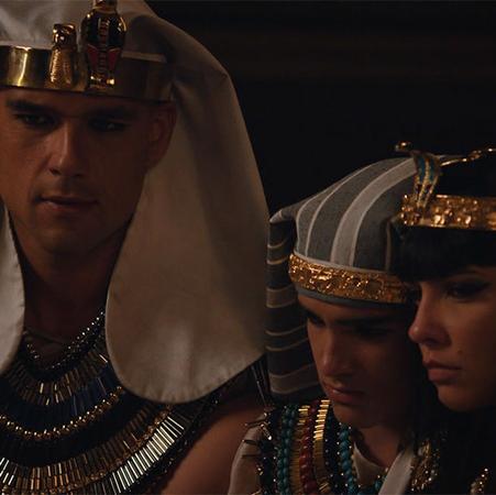 Ra se olvidó de los egipcios