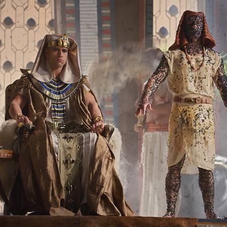 Dios le envió moscas a Ramsés