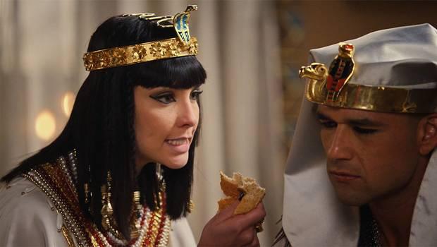 El hambre se apoderó de Egipto