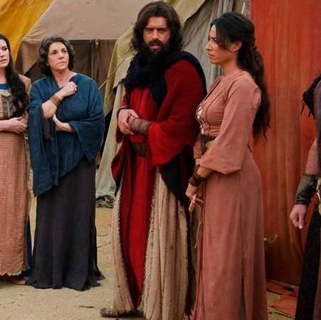 Moisés no irá a Moab