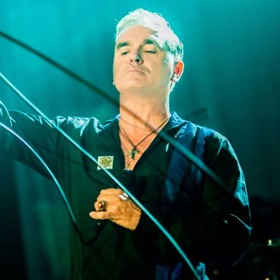 "Morrisey regresó a las pistas con ""Spent the day in bed\"""