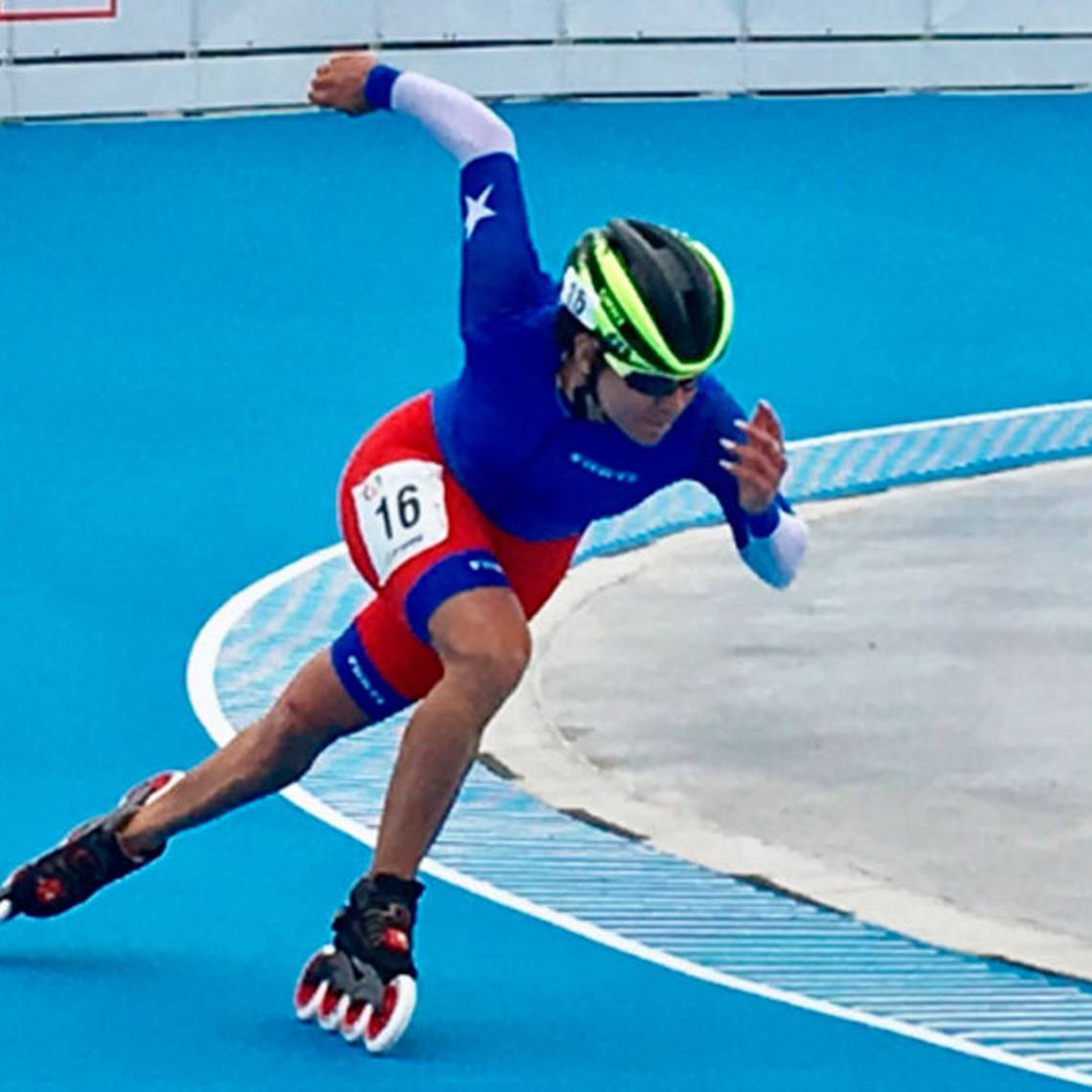 María José Moya cuarta y Lucas Silva quinto en Juegos Mundiales en Breslavia, Polonia