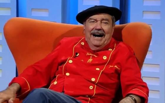 """Hasta siempre \""""Cachamandí\""""... Chef Javier Pascual muere a los 89 años"""