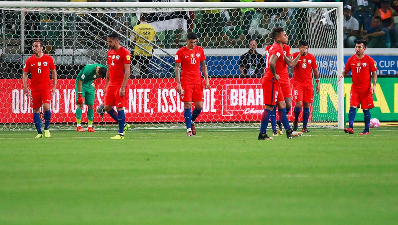 La dolorosa notificación de la FIFA a chilenos que querían ir a Rusia 2018