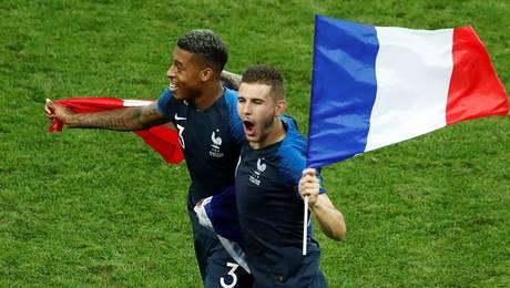 Los memes que dejó la final del Mundial de Rusia 2018