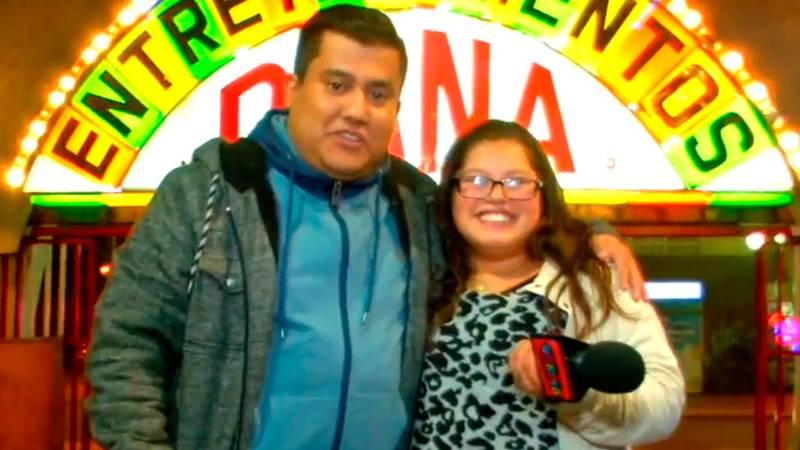 Jazmín conoció más sobre Nachito Pop