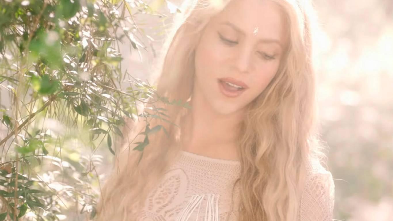 Shakira estrenó nueva canción